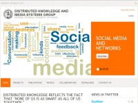 Distributed Knowledge and Media Systems, NTUA